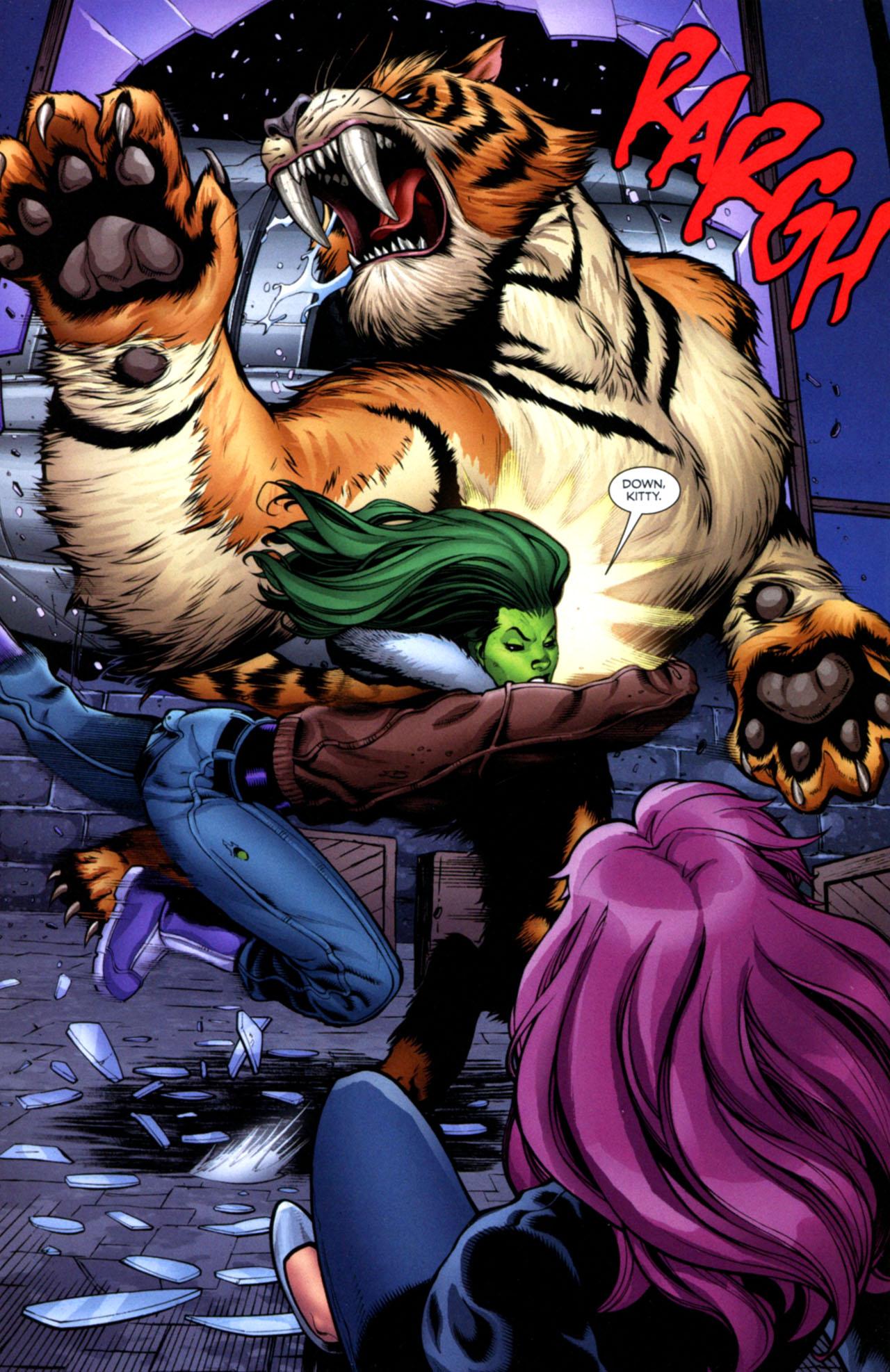 Read online She-Hulks comic -  Issue #2 - 23
