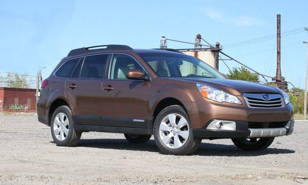 cars news 2011 subaru outback limited an aw drivers log. Black Bedroom Furniture Sets. Home Design Ideas