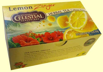 2010 Lemon Zinger box