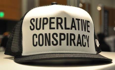 Superlative Conspiracy hat