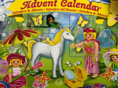Playmobil unicorn advent calendar