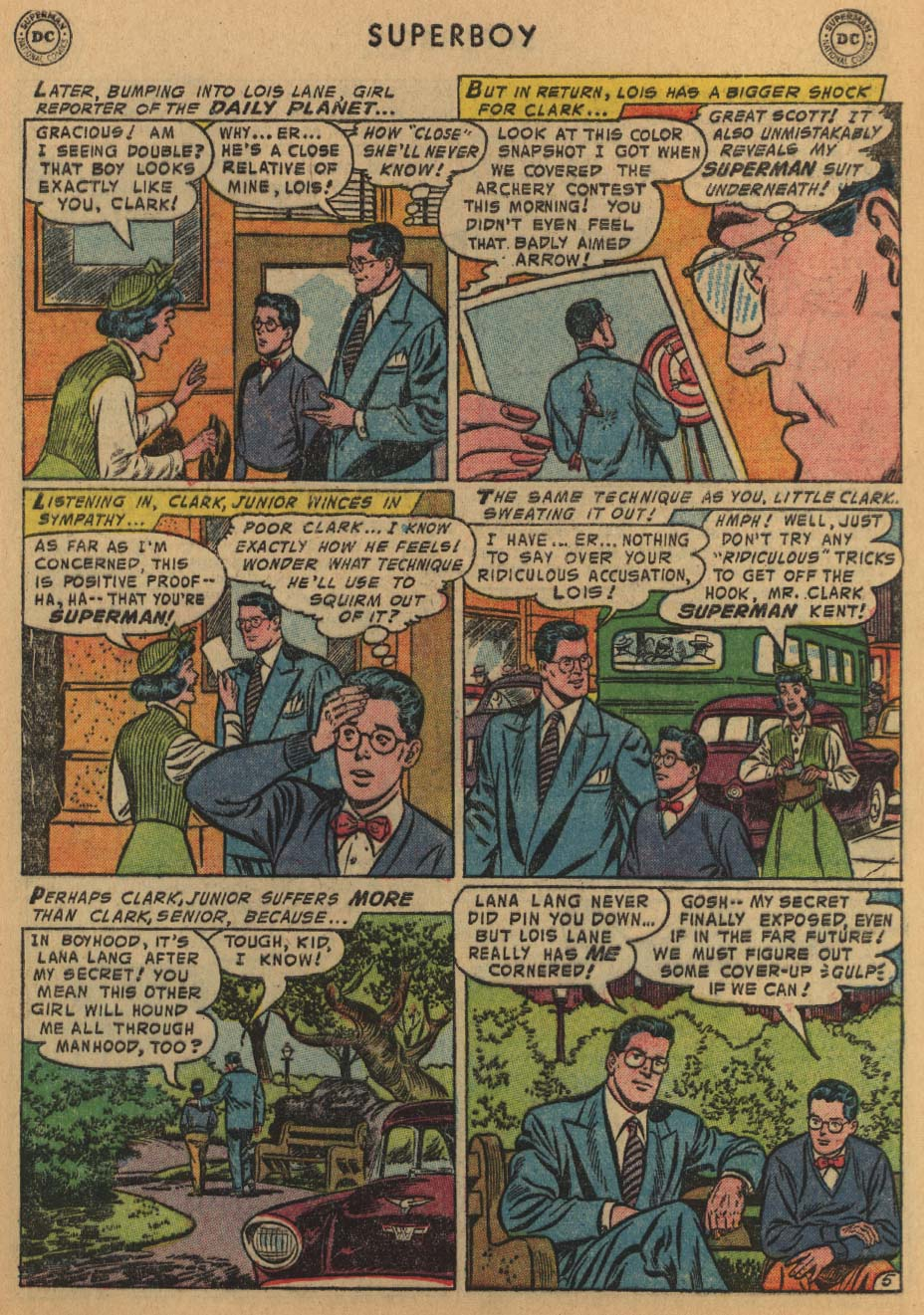Superboy (1949) issue 47 - Page 26