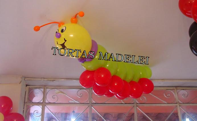Tortas Madelei 2009