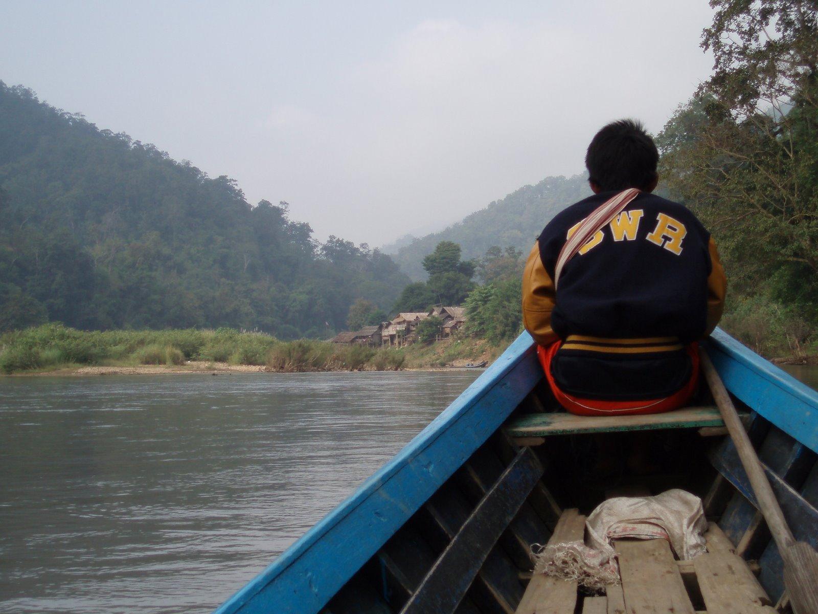 Travel to Lanna ล้านนา: Huay Pu Keng Karen Village on
