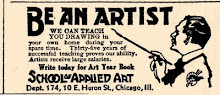 Just for fun... vintage art ads.