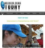 Weekend News Today