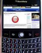 New BlackBerry