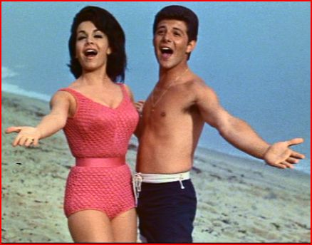 6fa3d173de0f Classic Film and TV Café  Beach Blanket Bingo