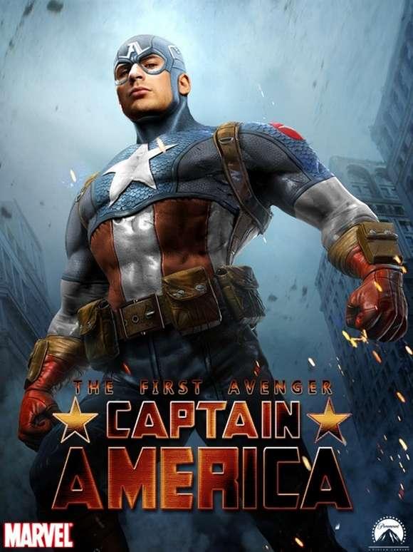 Captain America Film