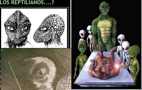 Resultado de imagen de reptilianos