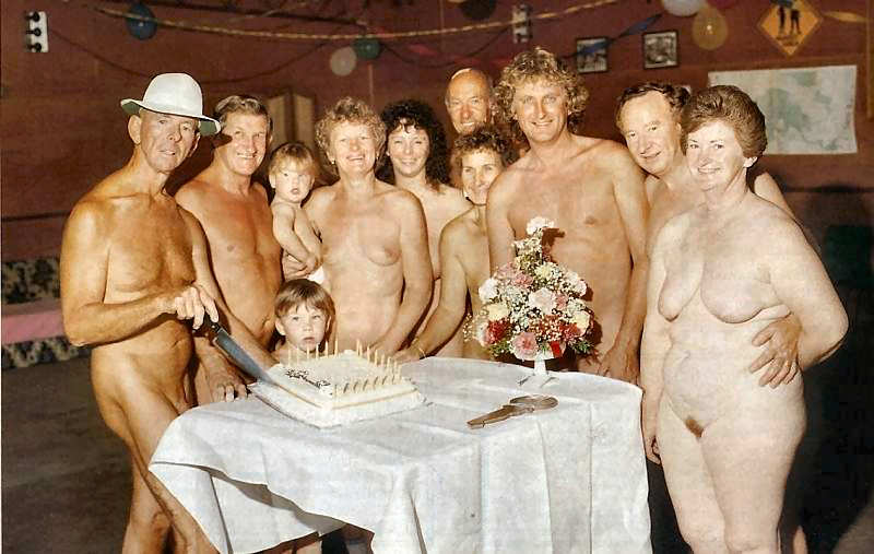 For Nude birthday party fun mistaken. think