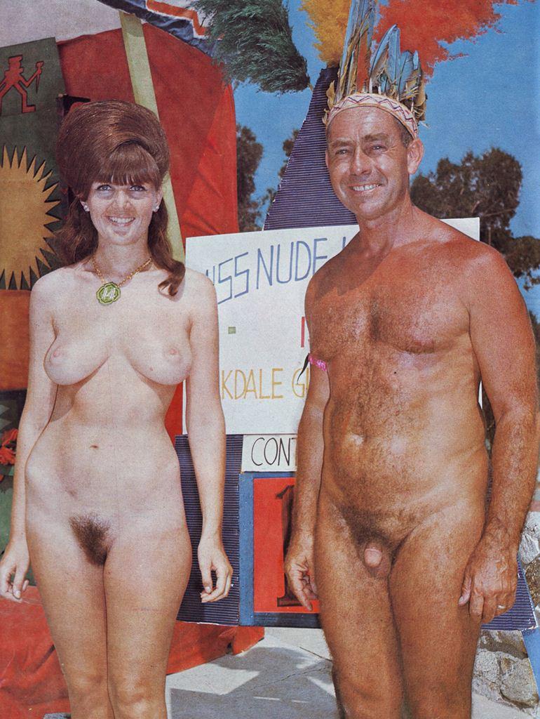 Nude contest mrs