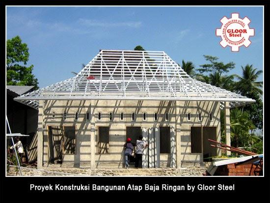 Baja Ringan K Steel Gloor Steel: Konstruksi