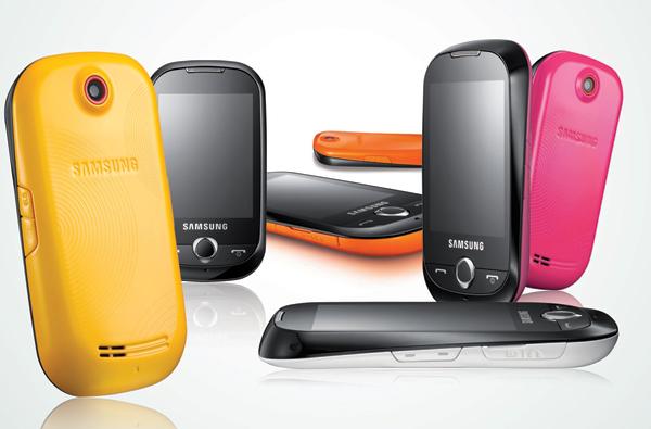 aplicativos para samsung corby s3650