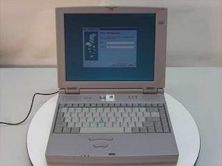 Gambar Laptop Jadul B Mus