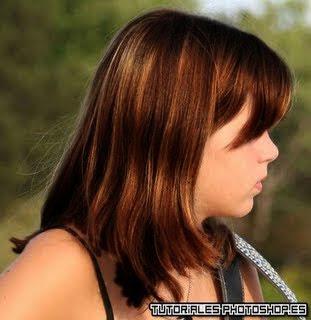 Cambiar color del pelo online