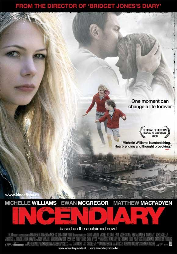 RyMickey's Ramblings: Movie Review - Incendiary