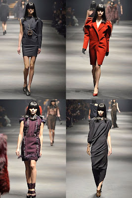 Paris Fashion Week AW10/11 - Lanvin