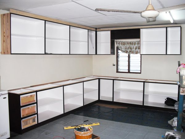 Saiz Ukuran Kabinet  Dapur Desainrumahid com