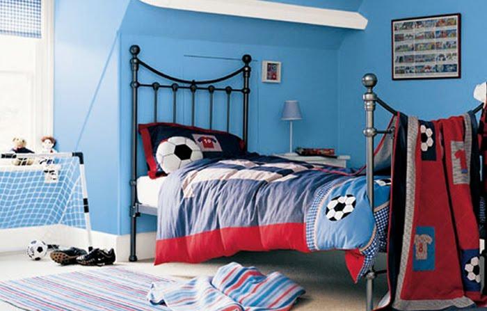 Pelbagai Cetusan Idea Bilik Tidur Anak Lelaki Anda Dalam Peringkat Umur