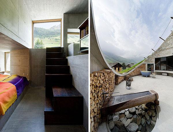 All About Modern Ideas Underground Home Designs