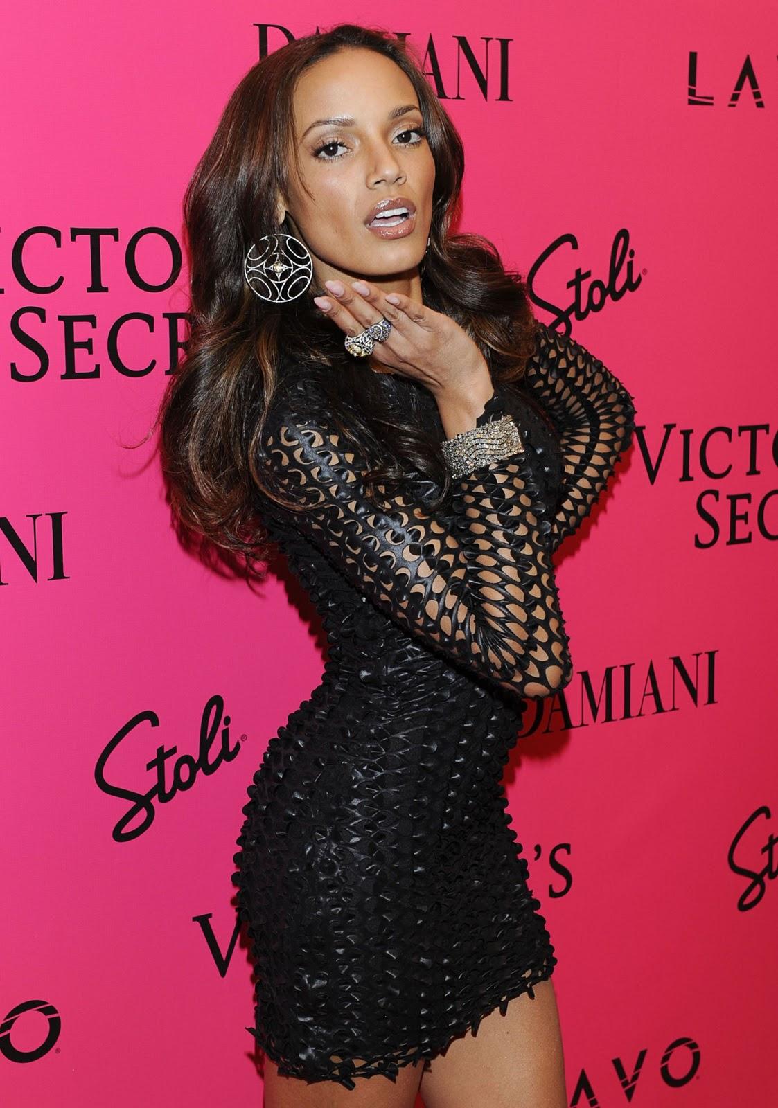 Selita Ebanks ( Victoria's Secret Fashion Show after party ...