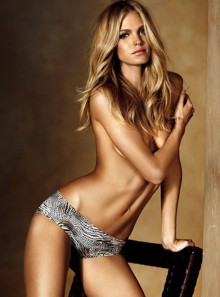 Erin S Feature On Rip Tan: Erin Heatherton ( Victoria's Secret New Lingerie 2011