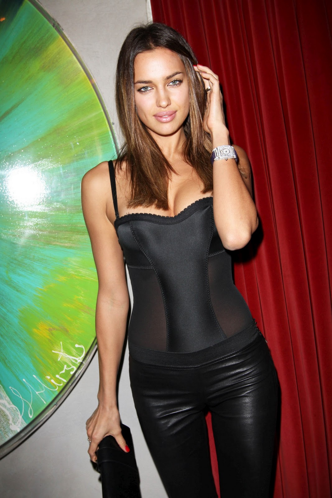 Irina Shayk La Senza Lingerie 2011: Irina Shayk (Impulse At Macy's Launch Party, NY 2011) HQ