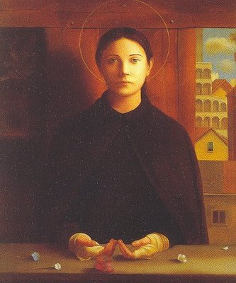 Miracles of the Saints: The Stigmata