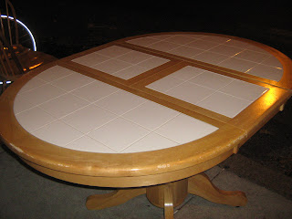 tile top kitchen table and chairs uhuru furniture amp collectibles kitchen table and 4 9470