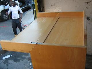 Marvelous Uhuru Furniture Collectibles Wood Dresser W Flip Down Interior Design Ideas Clesiryabchikinfo