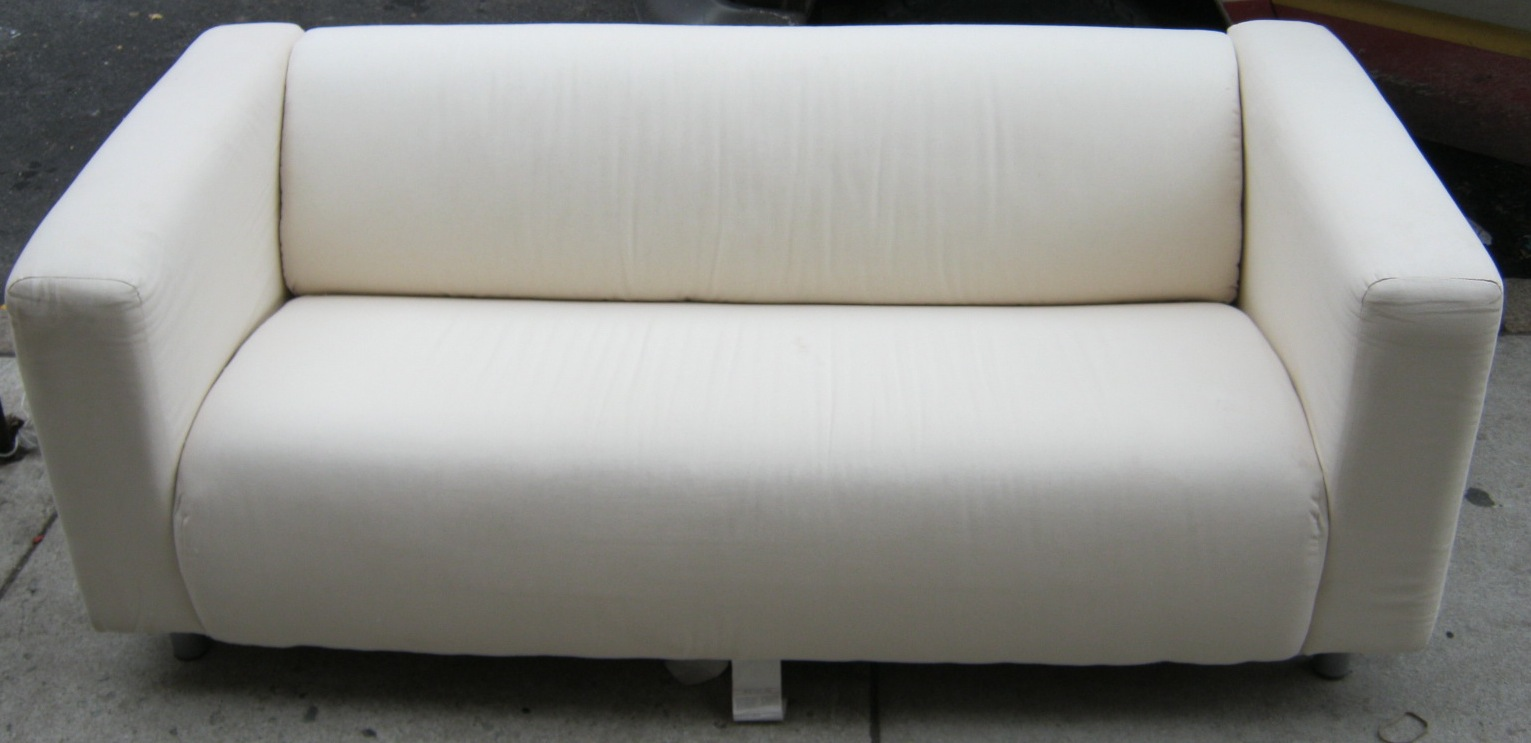 Ikea Bank Hoes Uhuru Furniture Collectibles Ikea Klippan Couch Sold