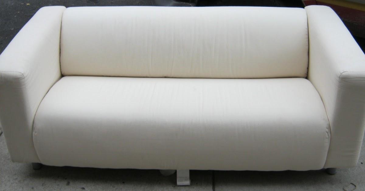 Uhuru Furniture Amp Collectibles Ikea Klippan Couch Sold