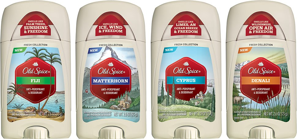 Cinnamon Kitten New Product Collection Old Spice Fresh