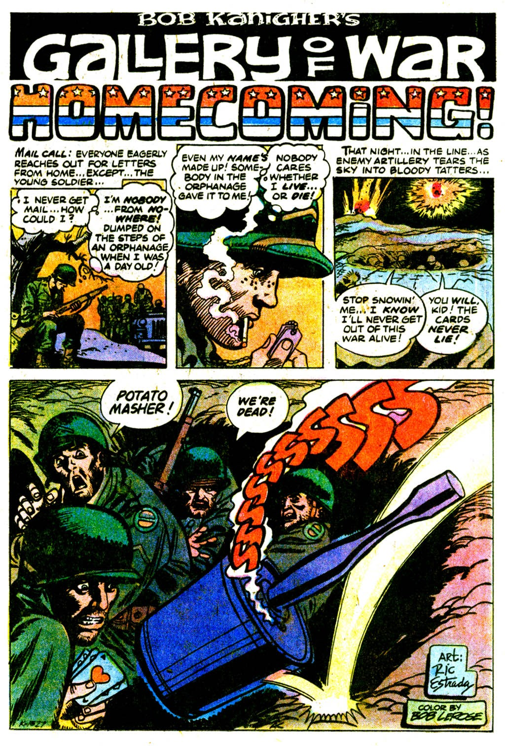Read online Sgt. Rock comic -  Issue #313 - 24