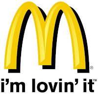 McDonald's logo, McDonald's picture, McDonald's sign