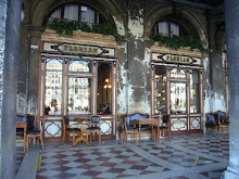 EXPLORE the Caffes and BACARI (Wine Bars) of VENICE