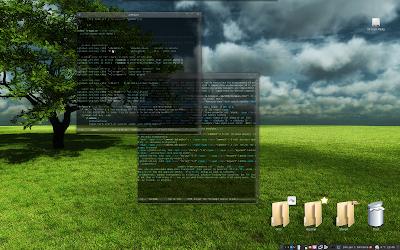 emacs-fu: transparent emacs