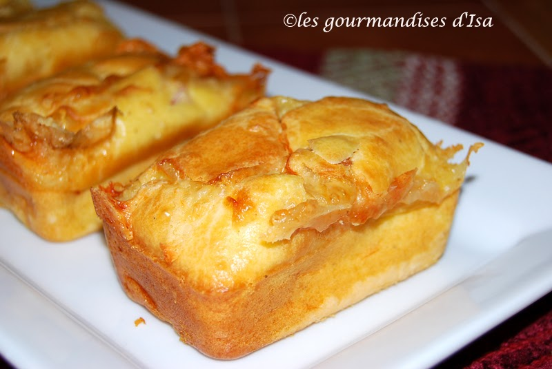 Recette Cake Jambon Moutarde