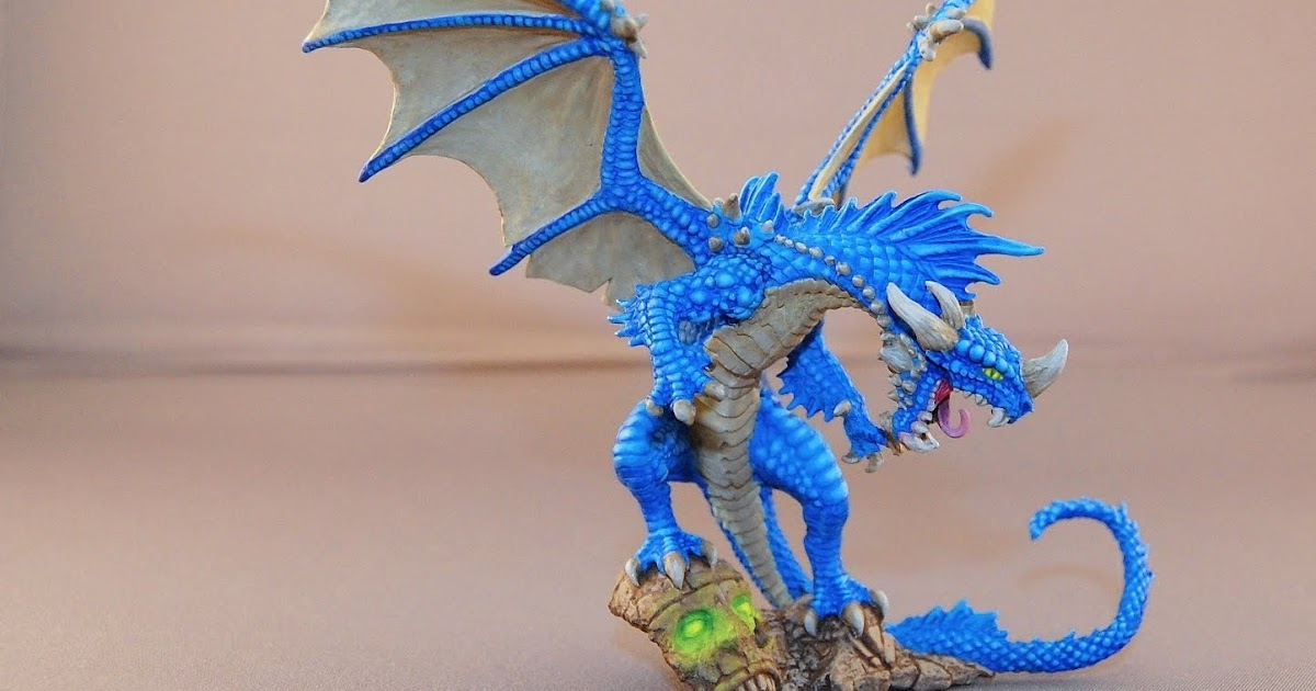 Miniature Painting Guild Red Dragon