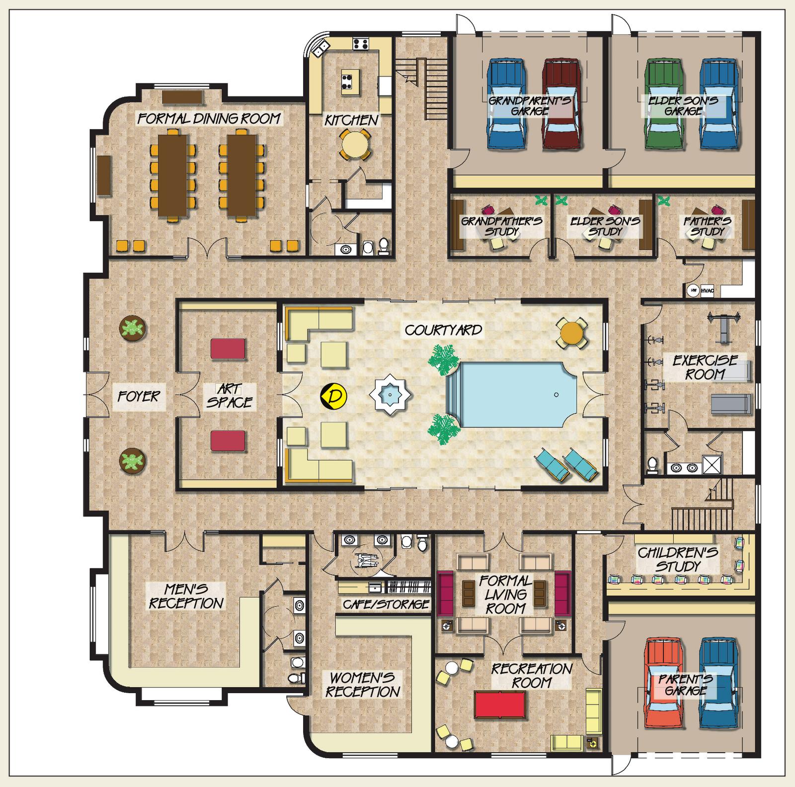 Family Floor Plans