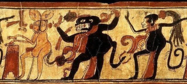 Maya Myths, Rituals, And Deities: Exploration Of Maya Religion