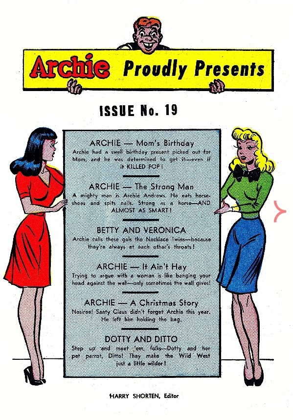 Archie Comics issue 019 - Page 2