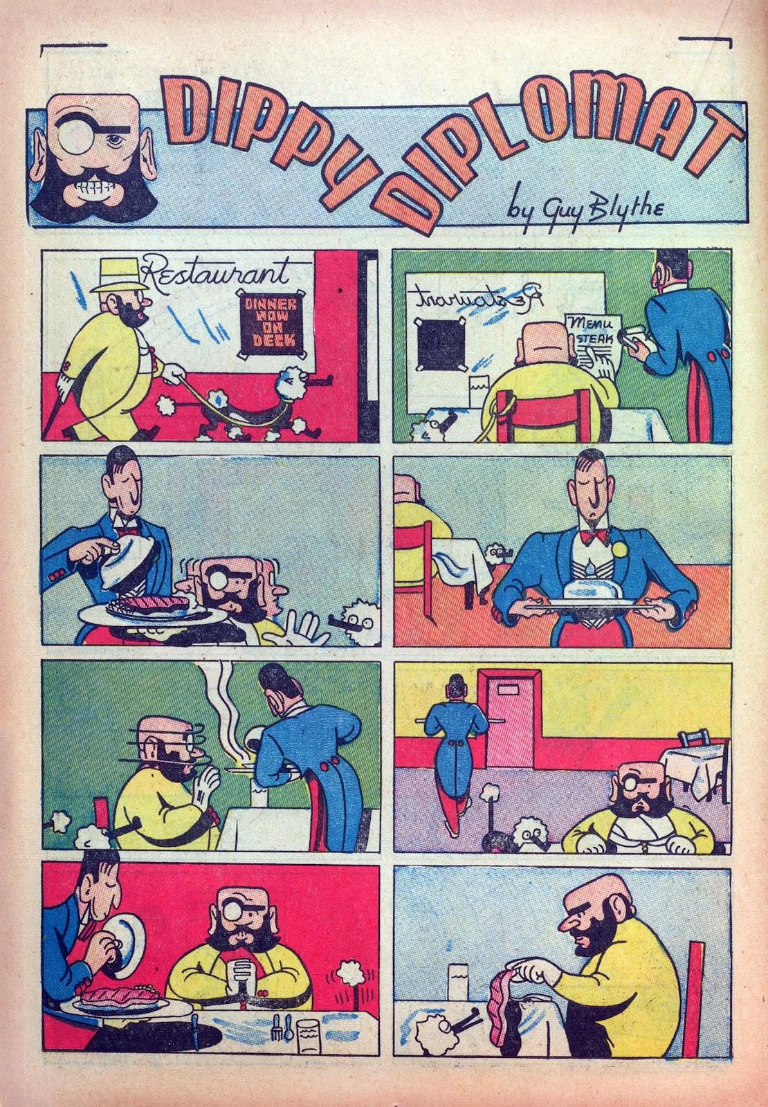 Read online Joker Comics comic -  Issue #9 - 26