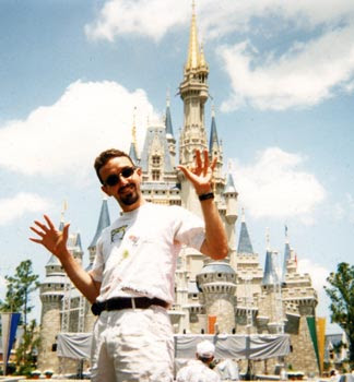 G at Disney World