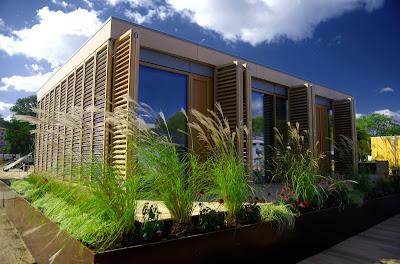 VIDEO. Diseño ecologico. El prestigioso concurso de casas solares, Solar Decathlon, se celebra por primera vez en Madrid.