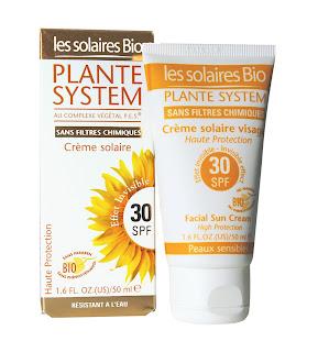 Proteger nuestra piel de los rayos del sol. BIO Crema solar de Plante System. Natural, fresca y muy segura