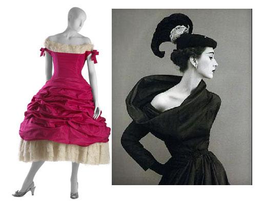 Balenciaga, un diseñador Español en Nueva York  y  San Francisco.