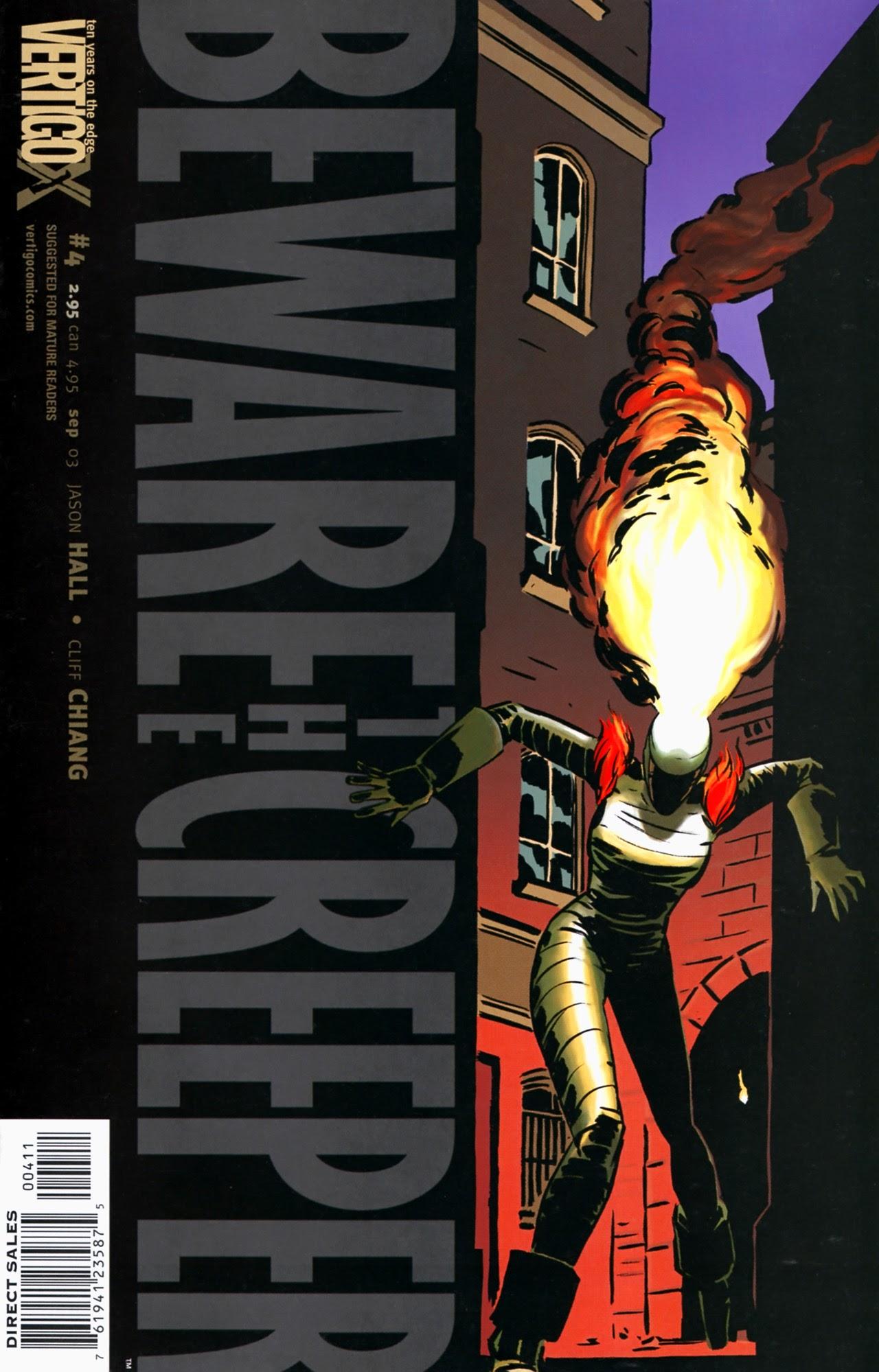 Beware The Creeper (2003) 4 Page 1