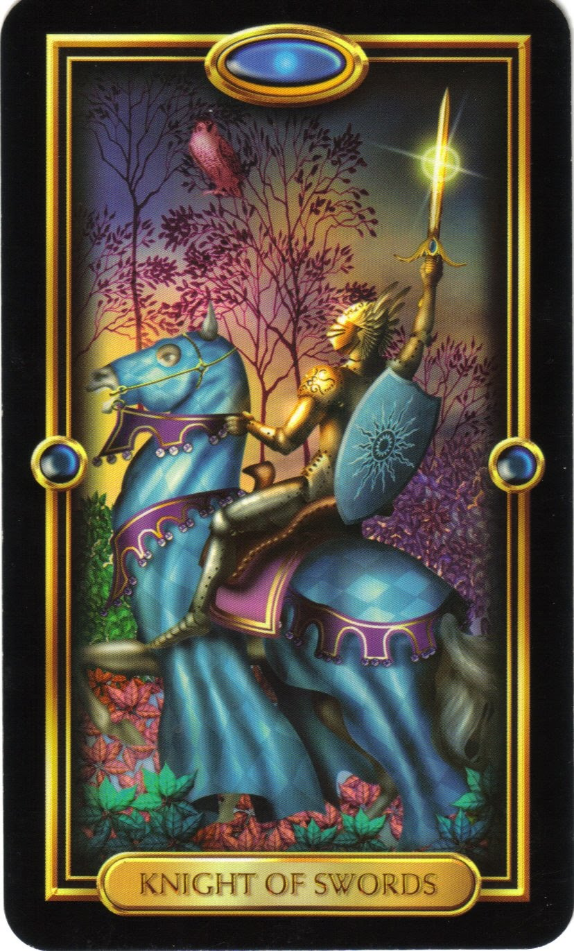 The Gilded Tarot Images On: Wild Women Of The Universe!: April 2010